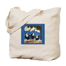 Cute Nuns christmas Tote Bag