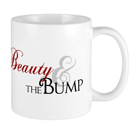 Beauty & The Bump Mug