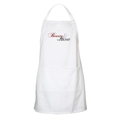 Beauty & The Bump BBQ Apron