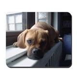 Puggle Mousepad