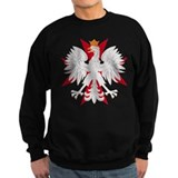 Polish Eagle Red Maltese Cros Jumper Sweater