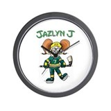 Jazlyn J Wall Clock
