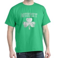 Irish Murphy Shamrock T-Shirt