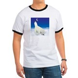 Polar Bear Wishing on a Star  T