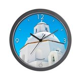 Santorini Wall Clock