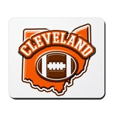 Cleveland Football Mousepad
