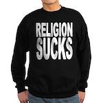 Religion Sucks Sweatshirt (dark)