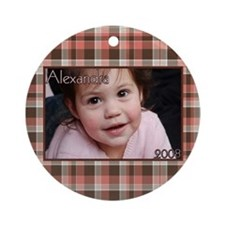 Alexandra's 2008 Ornament