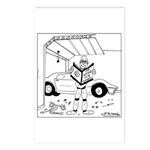 Car Repair for Dummies Postcards (Package of 8)