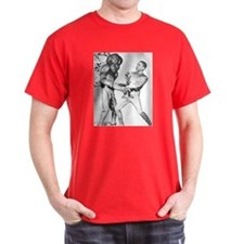 Obama & Aliens T-Shirt
