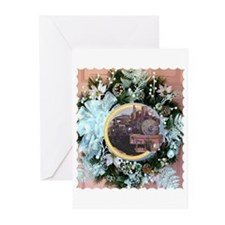 West Side Shay #15 Greeting Cards (Pk of 10)