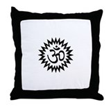 Indianfusion Throw Pillow