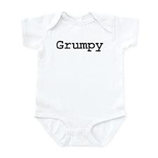 Grumpy Infant Creeper