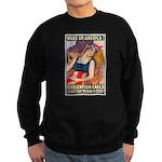Wake Up America Sweatshirt (dark)