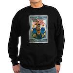 Woman's Land Army Sweatshirt (dark)