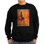 Liberty Shall Not Perish Sweatshirt (dark)