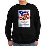 Enlist in the US Navy Sweatshirt (dark)