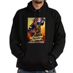 Fighting Filipinos Military S Hoodie (dark)