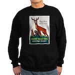 Prevent Forest Fires Sweatshirt (dark)