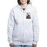 Prevent Forest Fires Women's Zip Hoodie