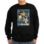 Sky's the Limit Poster Art Sweatshirt (dark)