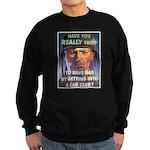 Save Gas Sweatshirt (dark)