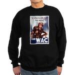 WAC Women's Army Corps Sweatshirt (dark)