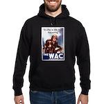 WAC Women's Army Corps Hoodie (dark)