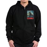 Army Corps of Engineers Zip Hoodie (dark)