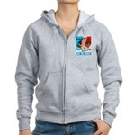United We Stand Women's Zip Hoodie