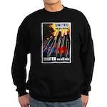 United We Win Sweatshirt (dark)