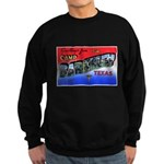 Camp Barkeley Texas Sweatshirt (dark)