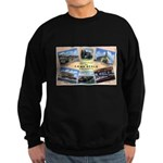 Camp Beale California Sweatshirt (dark)