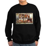 Fort Benning Georgia Sweatshirt (dark)