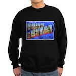 Fort Custer Michigan Sweatshirt (dark)