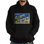 Camp Davis North Carolina Hoodie (dark)