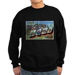 Camp Hood Texas Sweatshirt (dark)
