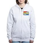 Camp Kearns Utah Women's Zip Hoodie