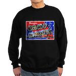 Camp Maxey Texas Sweatshirt (dark)