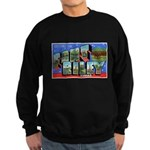 Fort Riley Kansas Sweatshirt (dark)