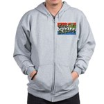 Camp Shelby Mississippi Zip Hoodie