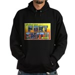 Fort Smith Arkansas Hoodie (dark)