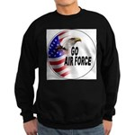 Go Air Force Sweatshirt (dark)