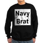 Navy Brat Sweatshirt (dark)