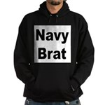 Navy Brat Hoodie (dark)