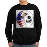 Go Navy Sweatshirt (dark)