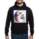 Go Navy Hoodie (dark)