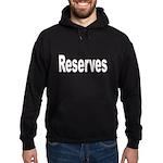 Reserves Hoodie (dark)