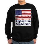 Afghanistan Veteran Sweatshirt (dark)