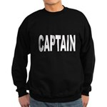 Captain Sweatshirt (dark)